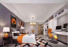 新区城中心 万象城旁 6.6米层高稀缺复式公寓急售
