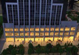 新区 首付13万 买47平正规1室1厅 70年产权