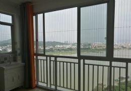 双面看江 东方胜境 新装修三房两厅 带家具105万