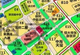 【中航云府】章江新区唯一妇保院对面转角旺铺