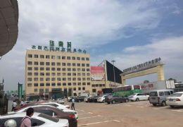 赣州的果蔬批发市场 临街店铺 超大人流量 小投资大