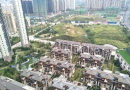 中航云府117平米,超大复式四房高楼层仅售165万