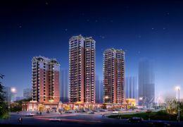 章贡区旁,欧洲城4房首付24万,月供低,赠送面积大