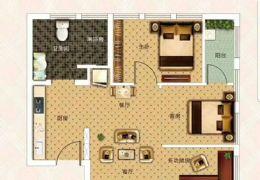 章江新區 臨湖小公寓 55平52萬 視野開闊