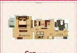 章江新区中海社区旁3房户型方正单价8800元起