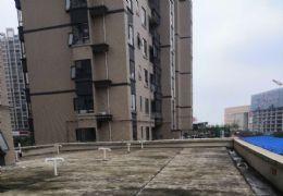 水游城132㎡毛坯三房带独家使用280平米大露台