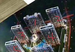 佳兴云府复式117平米四房二厅,赠送面积高达约60