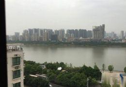 站北区丽江花园全线江景180万豪装4房有车位九方巨