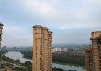 全线江景房九龙湾86平米3室2厅1卫出售120万