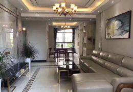新区玖珑湾一线江景 豪华装修大三房 送超大露台