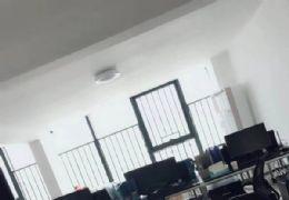 新区万象城旁高档甲级写字楼精装修复式150平出租