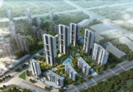 碧桂園旁 云星地產首付22萬買贛州四房 品牌開發商