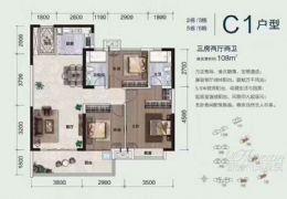 东江源大道120平米3室2厅2卫出售