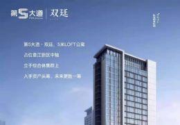 6.6层高豪华公寓,买一层送一层,拎包入住入住!!