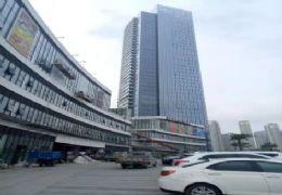 中创国际高端写字楼60平米1室2厅1卫出租双层