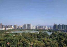 章江新区中央公园 万象城旁公园大观大气三房190万