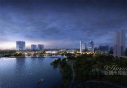 赣州CBD 临湖商务范本 投资首选 仅需50万起