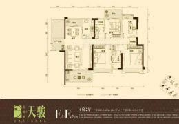 章江新区核心地段,毛坯5房只要 185万