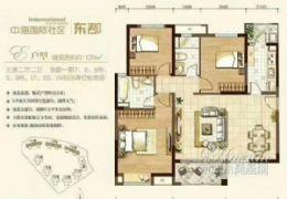 章江新区 中海地产 低于市场价20万3室2厅急售