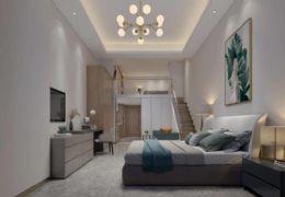 章贡区翡翠谷精装一手公寓48平2房1厅带露台单价8