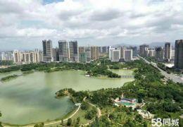 中航公元 四房 单价1.3万 湖景 低于市场20万