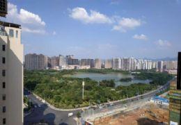 新区中央城万象城旁一线湖景2房急售85万