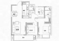 保利嘉福领山秀105平米3室2厅2卫出售