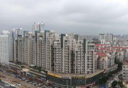 开发区迎宾大道锦绣星城3层复式送3个露台客厅6米高