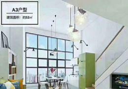 章江新区  拎包入住 25~60平复式公寓