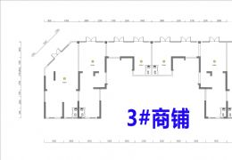 【保利联发康桥】1427户大社区,社区大门第一间铺