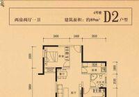 章江新区单价11800元 玖珑湾143平 直接上户
