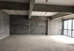 中创国际一号楼124平米1室出租