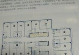 万象城旁高端甲级湖景写字楼11000直接上户!