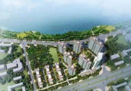 嘉福尚江尊品对面单价8000多江景房纯板楼设计