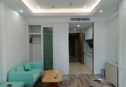 九方巨亿翡翠公寓43平米1室出租