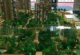 黄金大桥旁台湾城首付20万起买84-124平米三房