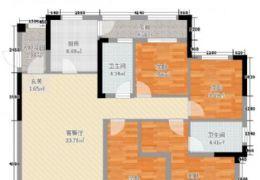 海亮天城正规四房 采光日照无遮挡 仅售168万