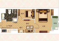 章江新区电梯2房 单价八千六 总价46万 手慢者无
