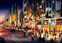 嘉福金融商圈4.5米层高商铺、春节一口价直接上户