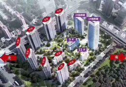 不限购不限贷,单价8500买章江新区江景豪宅