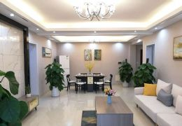 华城名苑 176万 3室2厅2卫 精装修好楼层好位