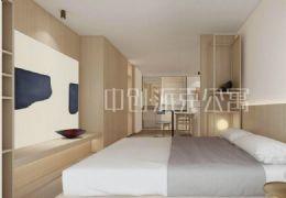 中创国际城 复式5米公寓 购一层得两层 实得单价六