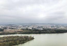 圣地亚哥·全线江景 无敌视野 鸟瞰欧潭湿地公园
