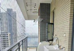中央公园旁 首付46万 中央城 精装4房 视野极佳