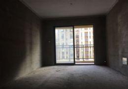 中海109平毛坯3房,大社区中间楼层,满两年无 税