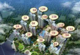 章江新区丽景江山129平米南北通透双阳台售138万