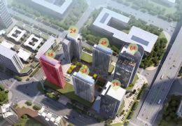 赣州中心天枢 57平米复式三房 精装修
