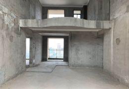 公园壹号,三层复式带独家露台,单价11000+