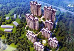 章江新区旁 澜山原著洋房 首付16.6万起 双阳台