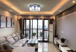 中海国际社区精装3房户型方正南北通透仅售158万